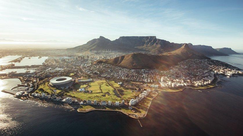 Кейптаун, Южная Африка.