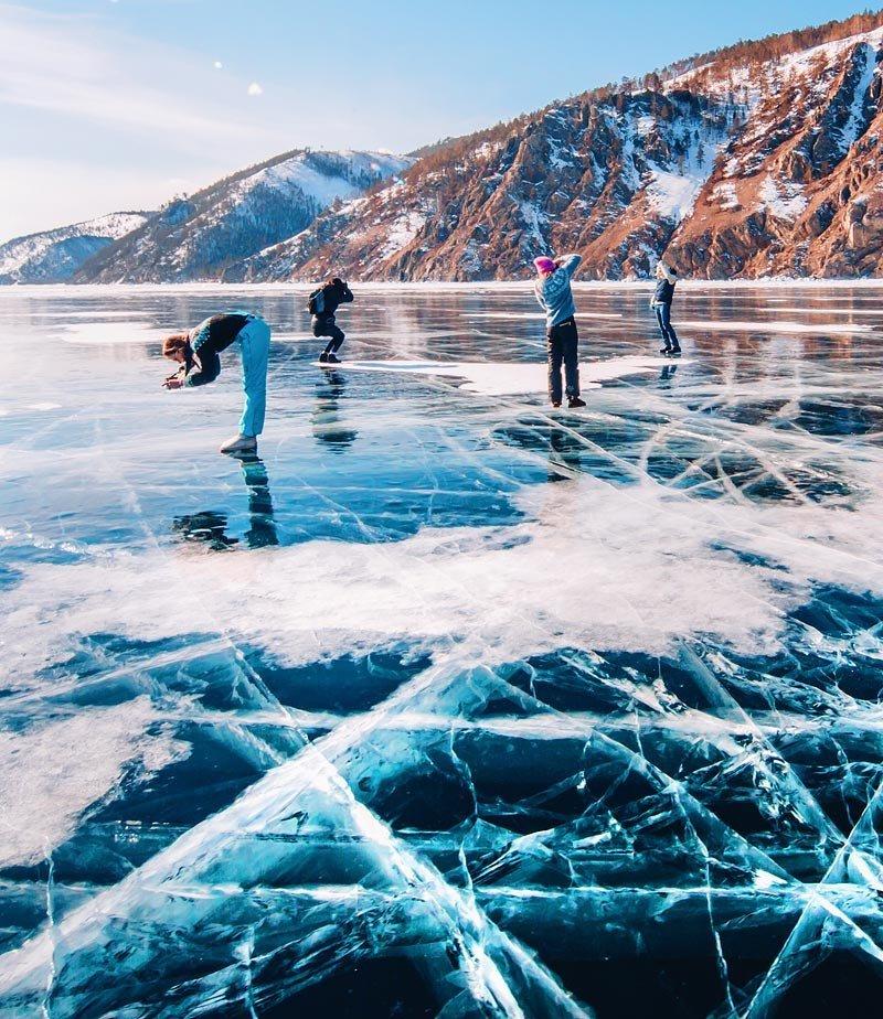 В 1996 году озеро Байкал было включено в список объектов Всемирного природного наследия ЮНЕСКО.