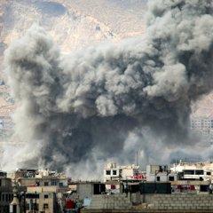 Сирийская армия ведет ожесточенные бои с террористами на востоке Дамаска