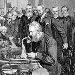Этот день в истории: 1876 год — Белл запатентовал телефон