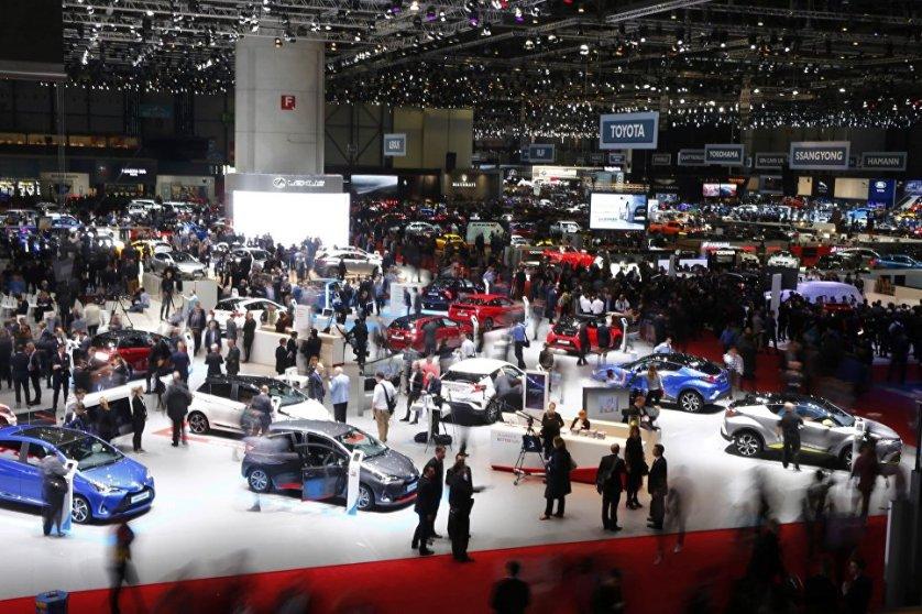В этом году в Женеве пройдет полторы сотни мировых и европейских автомобильных премьер. Свою продукцию на выставке демонстрируют 180 компаний из различных стран.