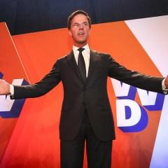 В Нидерландах завершен подсчет голосов на парламентских выборах, победила партия Рютте
