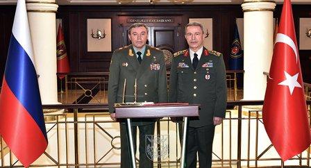 Валерий Герасимов и Хулуси Акар