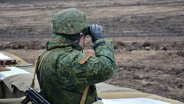 Разведка ЛНР обнаружила прибытие в Донбасс группы американских военных инструкторов