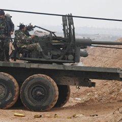 Сирийская армия готова остановить боевые действия в Хан-Шейхуне