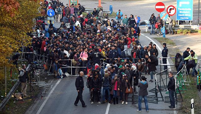 Взрыв иммигрантской преступности в Германии и великая замена населения