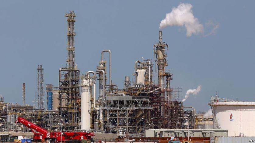 أسعار النفط تعوض بعض الخسائر