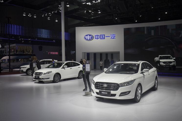 Китайский автопроизводитель FAW увеличит дилерскую сеть в РФ на 45%