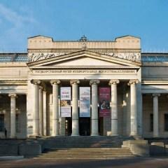 متحف بوشكين للفنون الجميلة يقيم معرضا افتراضيا