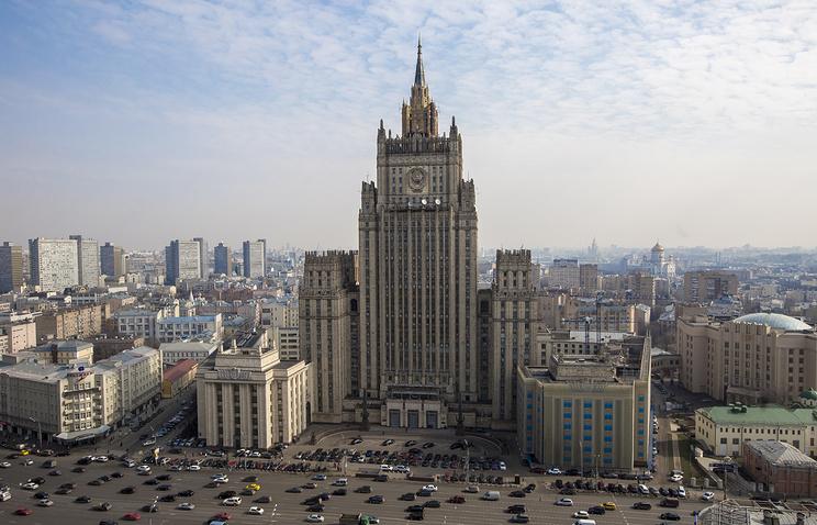 МИД РФ: молчание ЕС по поводу закрытия Эстонией дела об убийстве Ганина вызывает вопросы