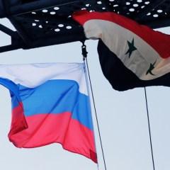 Сирия войдет в состав России?