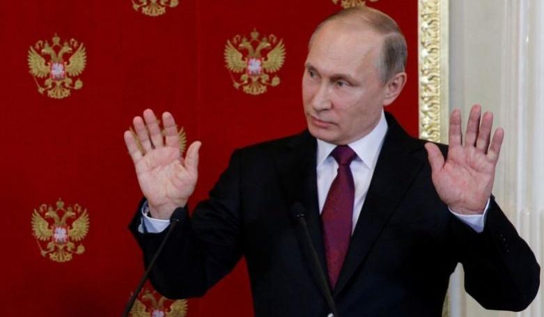 """بوتين يدخل مجددا قائمة """"تايم"""" لأكثر الشخصيات تأثيرا في العالم"""