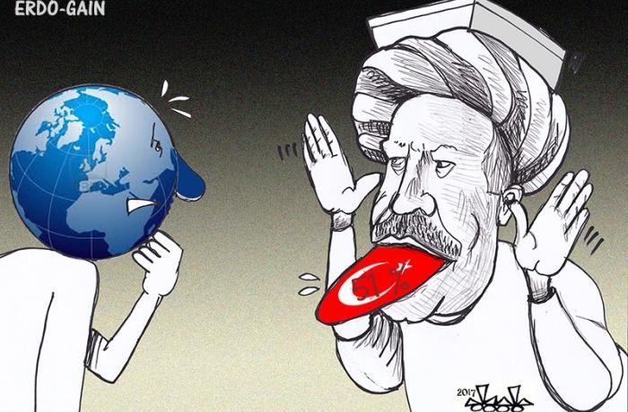 الموقف الروسي من الاستفتاء التركي