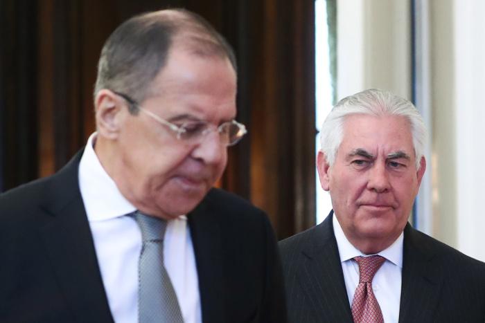 Тиллерсон заявил Лаврову о поддержке механизма расследования ОЗХО