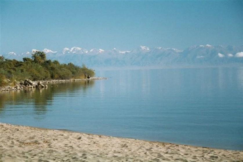 Озеро Исык-Куль