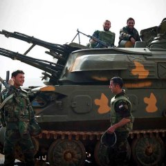 Новая стратегия сирийской армии доказала свою эффективность