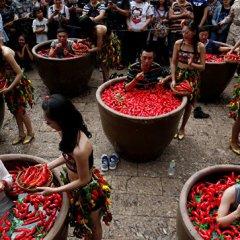 Ученые выяснили, почему чили-перец заставляет людей худеть