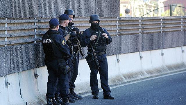 СМИ сообщили о мощном взрыве в сербской столице