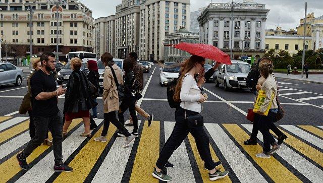 В Москве за шесть лет число туристов выросло почти на 40%