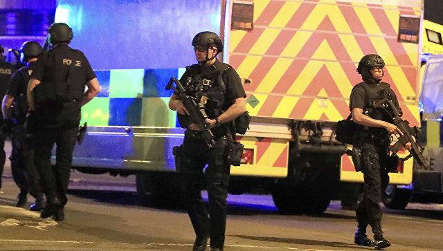 В Великобритании еще двух человек задержали в рамках расследования теракта