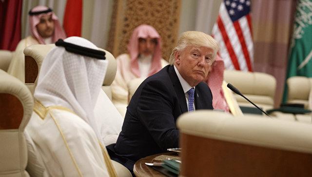 Трамп не хотел этого. Но он поощряет международный терроризм