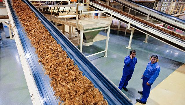 Производители табака подсчитали, во сколько обойдется внедрение ЕГАИС