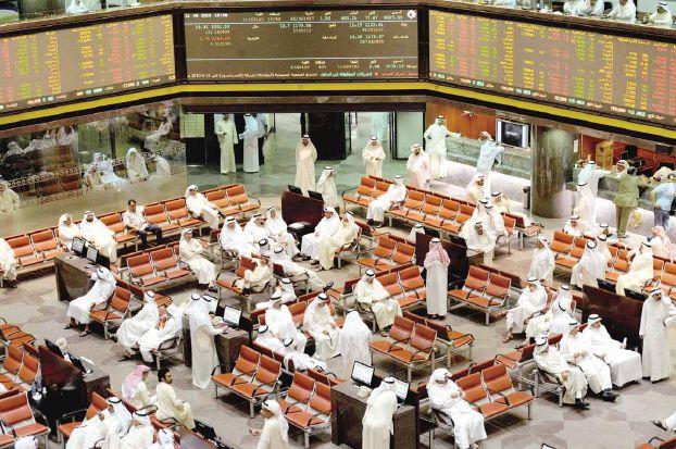 تراجع البورصات الخليجية باستثناء البحرين