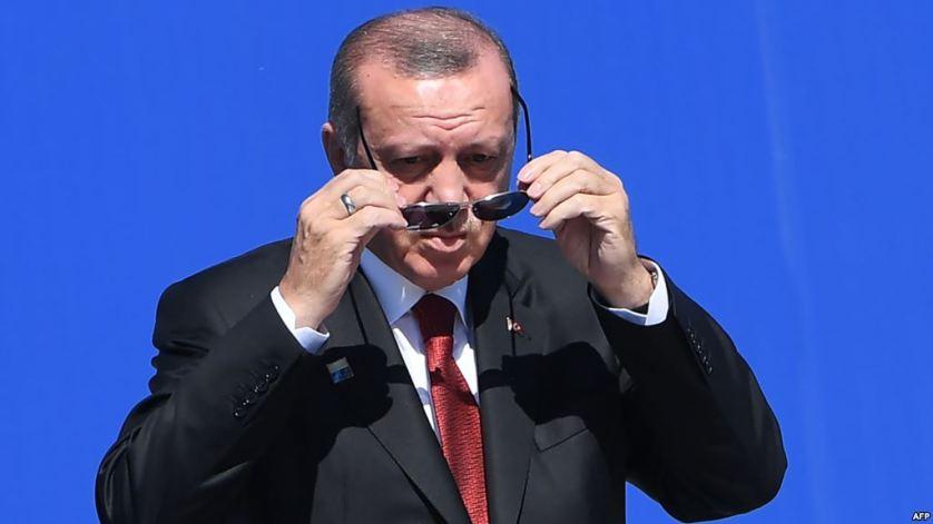 أردوغان: العودة إلى رئاسة الحزب وإلى الاتحاد الأوروبي