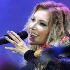 Самойлова спела в Севастополе песню для «Евровидения» вместе с горожанами