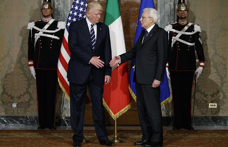 Трамп подтвердил «трансатлантическое единство» по вопросу санкций в отношении РФ