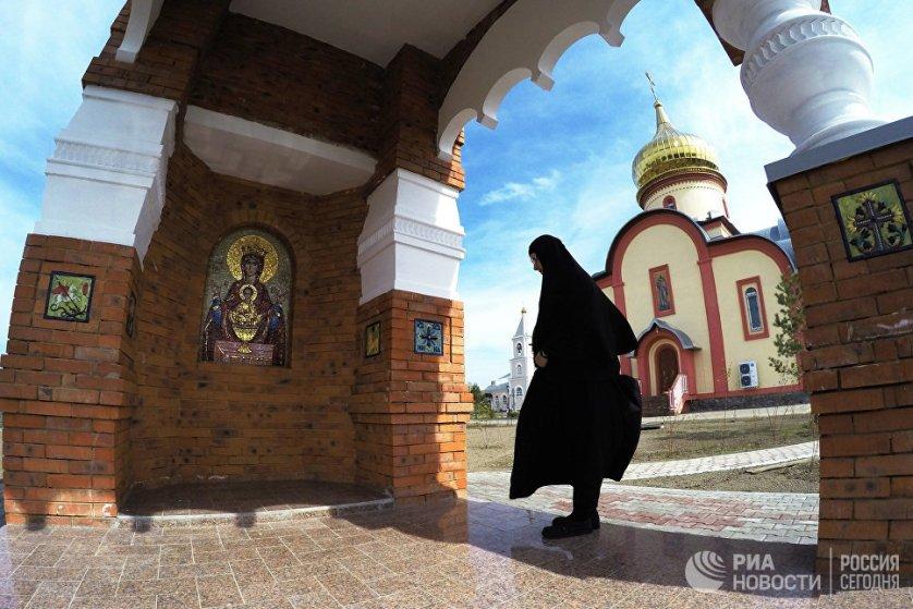 Женский монастырь во имя апостолов Петра и Павла в Хабаровском крае