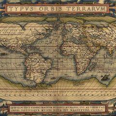 Этот день в истории: 20 мая 1570 года — издан первый в истории географический атлас