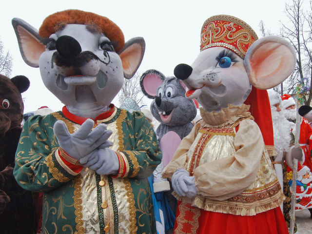 Мышь – символ города. Грызуну посвящен отдельный музей – единственный в мире. Вместе с четырьмя другими он включен в Мышкинский народный музей.