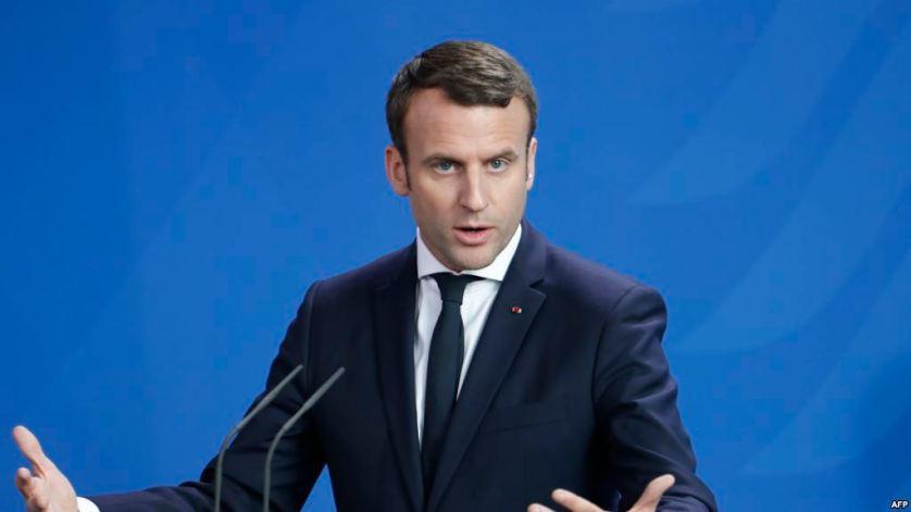 ماكرون سيطلب تمديد حالة الطوارئ بفرنسا