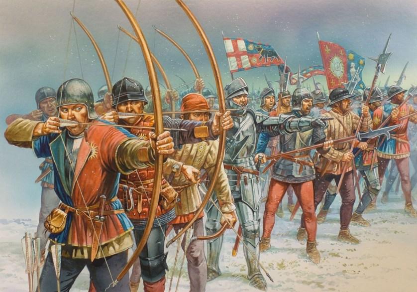 Этот день в истории: 1455 год — началась «война роз» в Англии