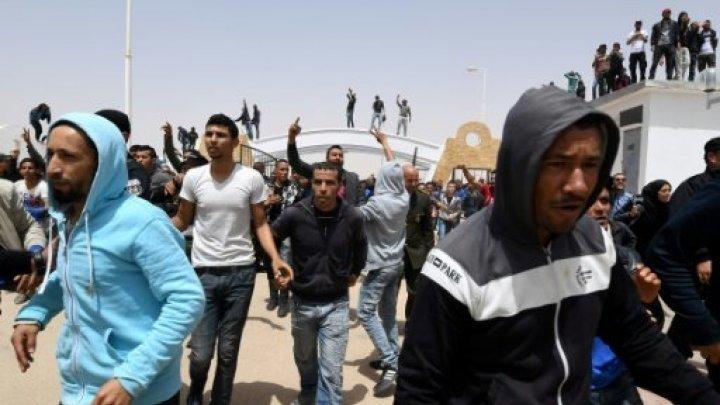 السلطات التونسية تحذر من تدهور الأوضاع في مدينة تطاوين جنوب البلاد