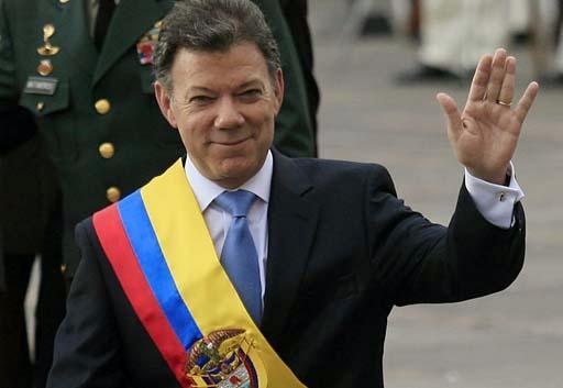 Президент Колумбии Хуан Мануэль Сантос рассчитывает, что новое газовое месторождение позволит его стране отказаться от импорта «голубого топлива».