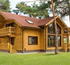 Строители запатентовали уникальную технологию «Алтайский теплый дом»