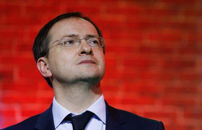 Мединский впервые прокомментировал обыски в «Гоголь-центре»