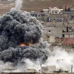 Около 80 мирных жителей погибли в Сирии в результате нового удара коалиции