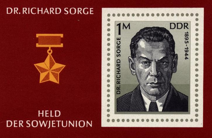 ريتشارد سورج.. جاسوسٌ غيَّر مسار الحرب العالميَّة الثانية وأنقذ الاتحاد السوفيتي