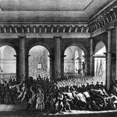 Этот день в истории: 20 июня 1792 года — революционная демонстрация в Париже