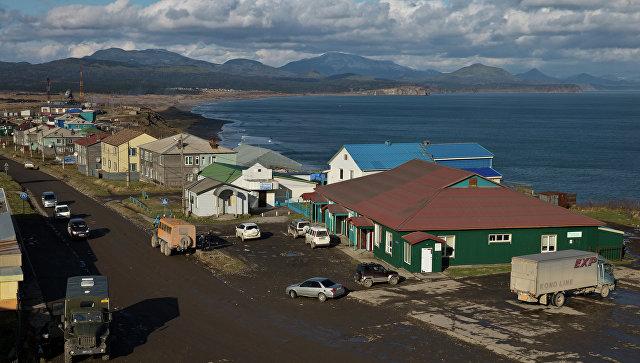 Представители 32 японских компаний и ведомств посетят остров Кунашир
