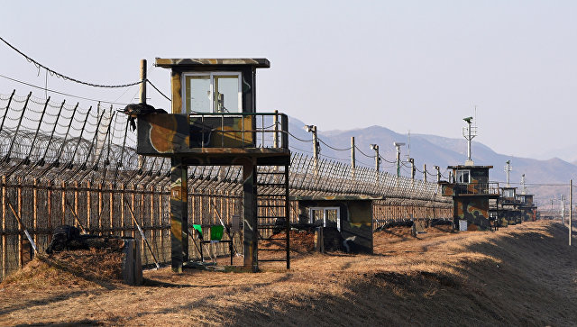 Второй за десять дней северокорейский солдат сбежал в Южную Корею