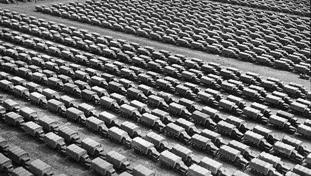 Экономический фронт: как поставки по ленд-лизу помогли Красной армии