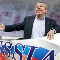 Глава МОК рассказал о подготовке санкций против России из-за Игр в Сочи