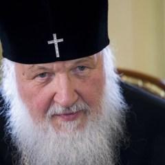Патриарх Кирилл провел параллель между духовным миром и мобильной связью