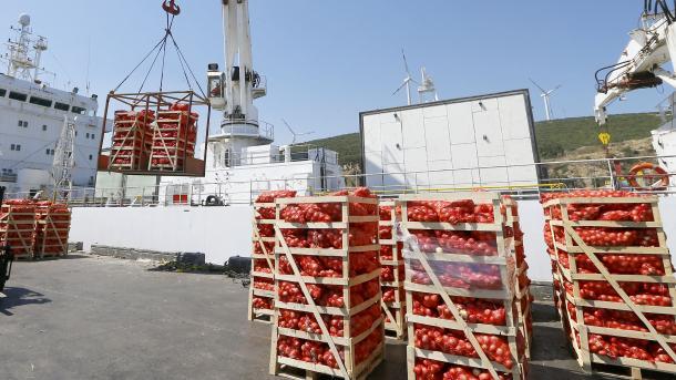 Турция увеличила объем экспорта в Катар в три раза