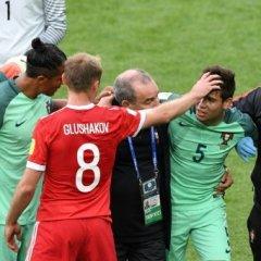 22 يونيو 2017 – 13H00 كأس القارات 2017: ساق البرتغالي غيريرو مكسورة منذ ثلاثة أشهر