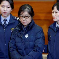 السجن ثلاث سنوات لصديقة رئيسة كوريا الجنوبية السابقة
